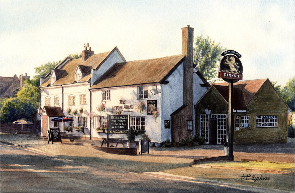 The Acton Arms