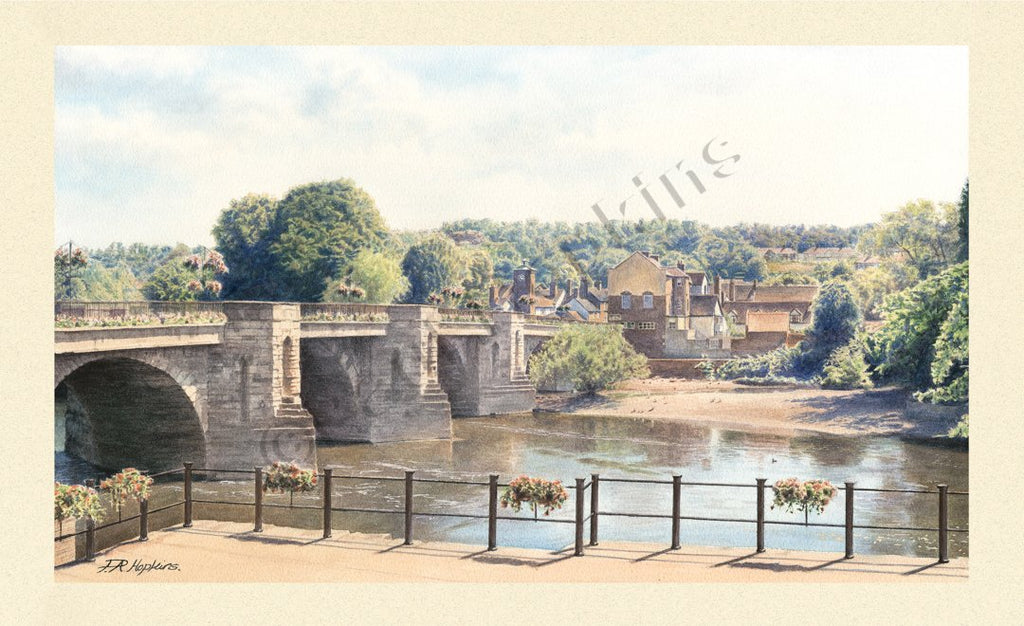 The Quayside, Bridgnorth