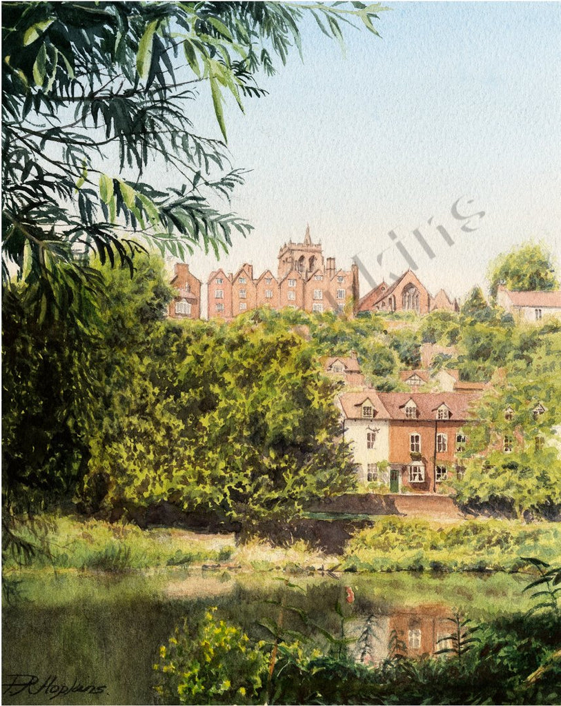 Riverside Bridgnorth