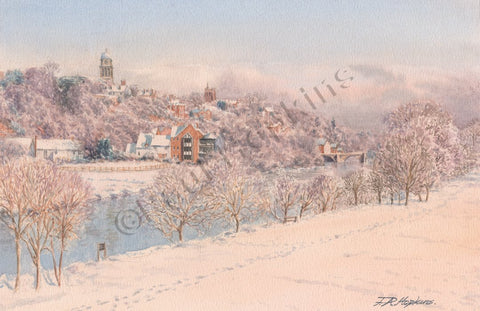 First Snow, Bridgnorth