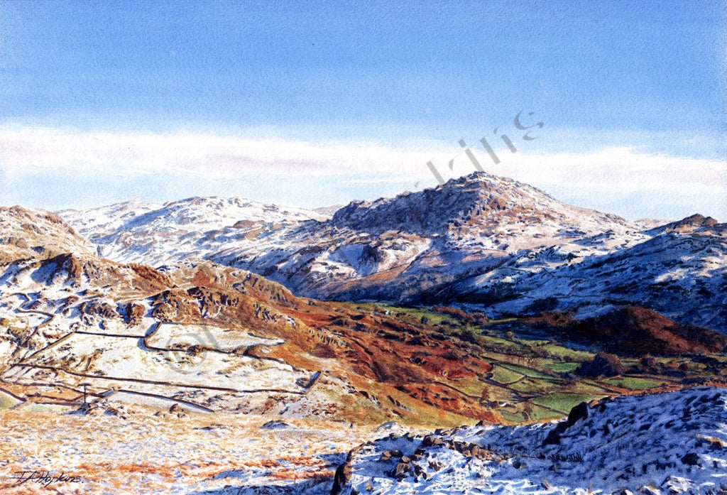 Eskdale in Winter