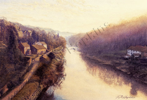 Dawn Mist, Ironbridge
