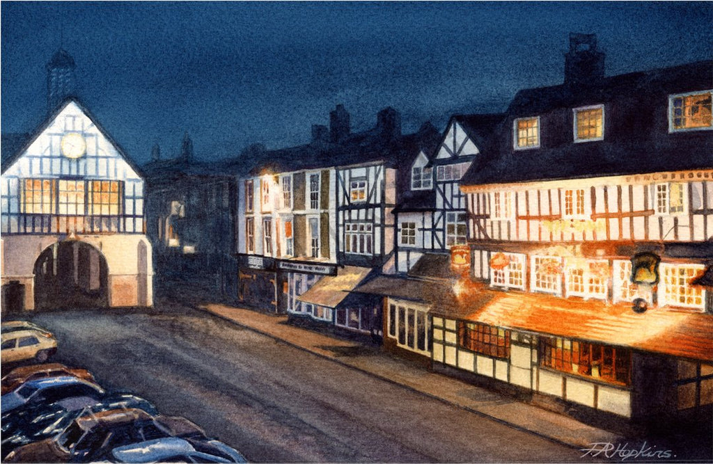 The Swan, High Street, Bridgnorth