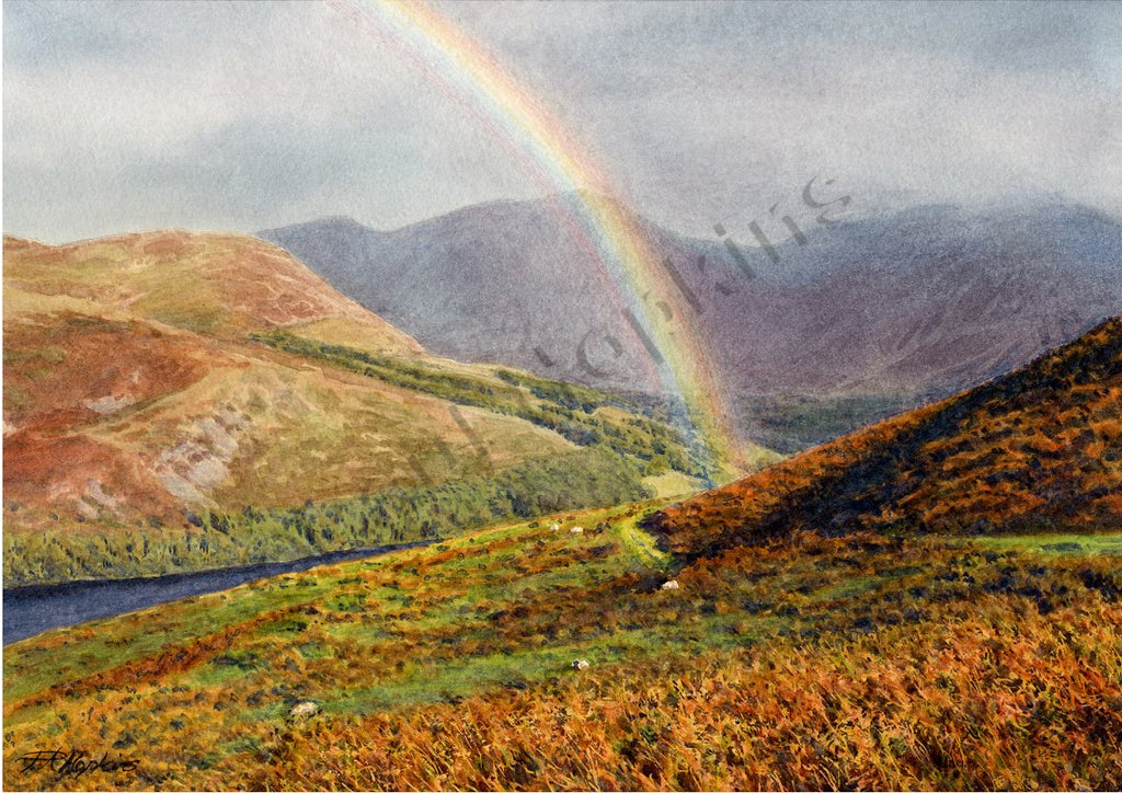 Rainbows End, Loweswater