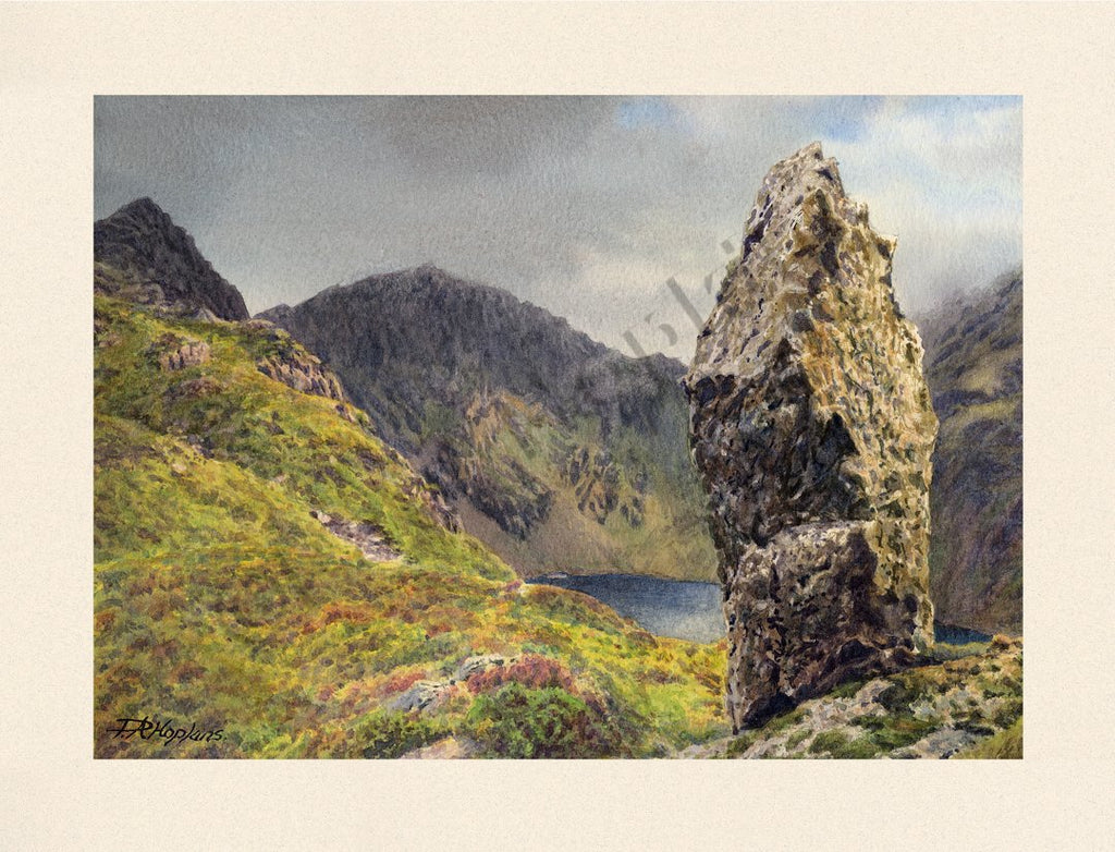 The Standing Stone, Cadair Idris