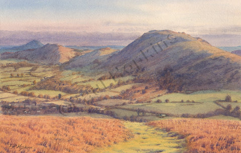 Caradoc Lawley and The Wrekin