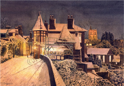Castle Hill Railway, Bridgnorth