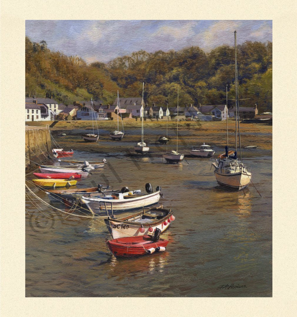 The Old Harbour, Fishguard