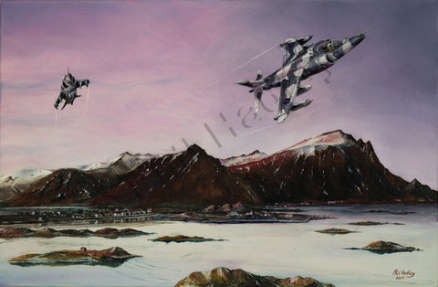 Arctic Harriers