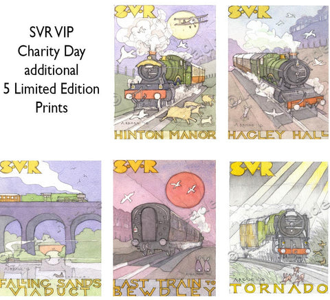 SVR Special Series Collection ( without Flying Scotsman )