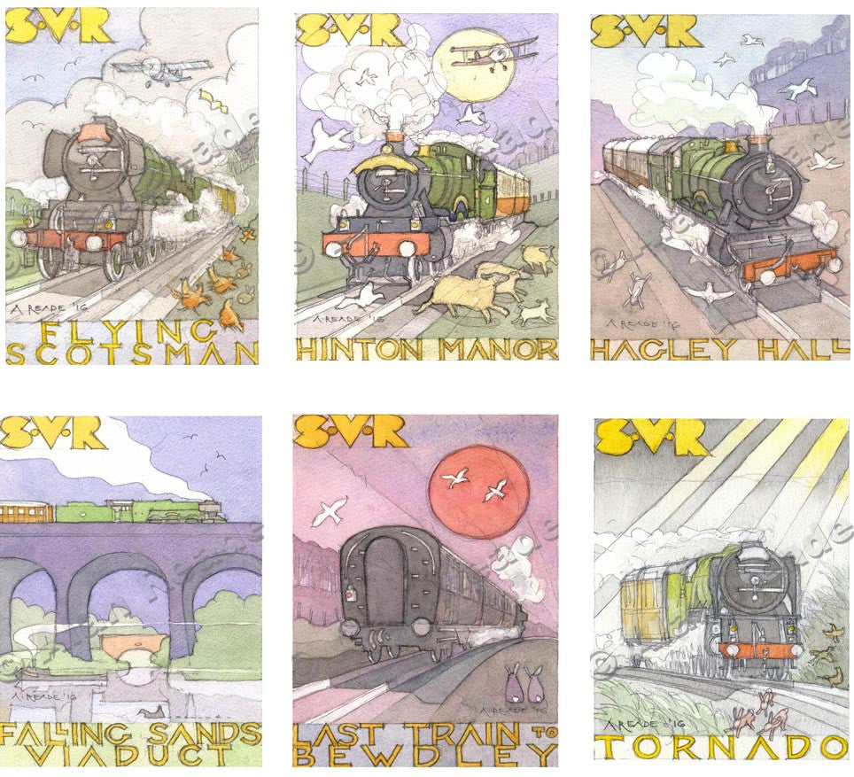 SVR Special Series Collection