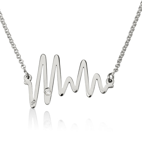 Moonlight Beat necklace