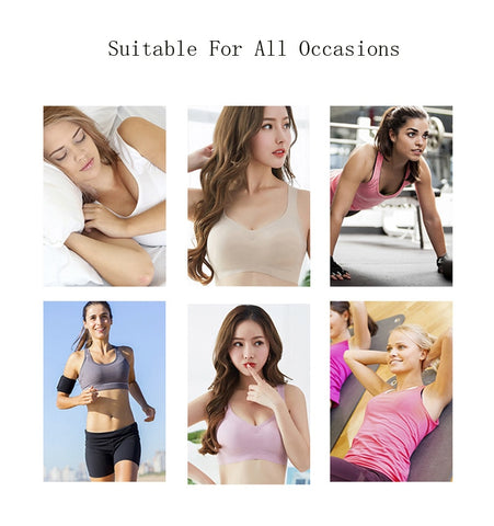 Seamless Bra Suitable for all occasions