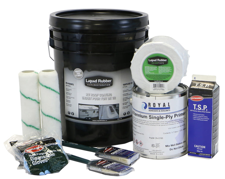 Liquid Rubber Canada RV Coating Kits