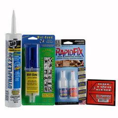 Glues, Concrete Patch & Injections
