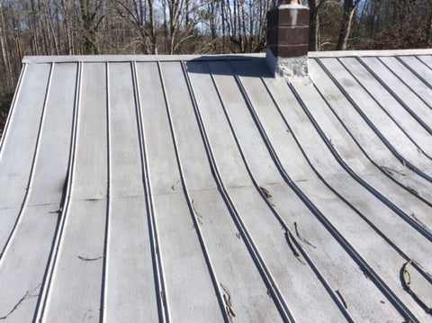 Liquid Rubber Canada Metal Roof Waterproof