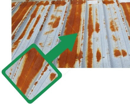 Liquid Rubber Canada Metal Safe Sealant Roof with Rust
