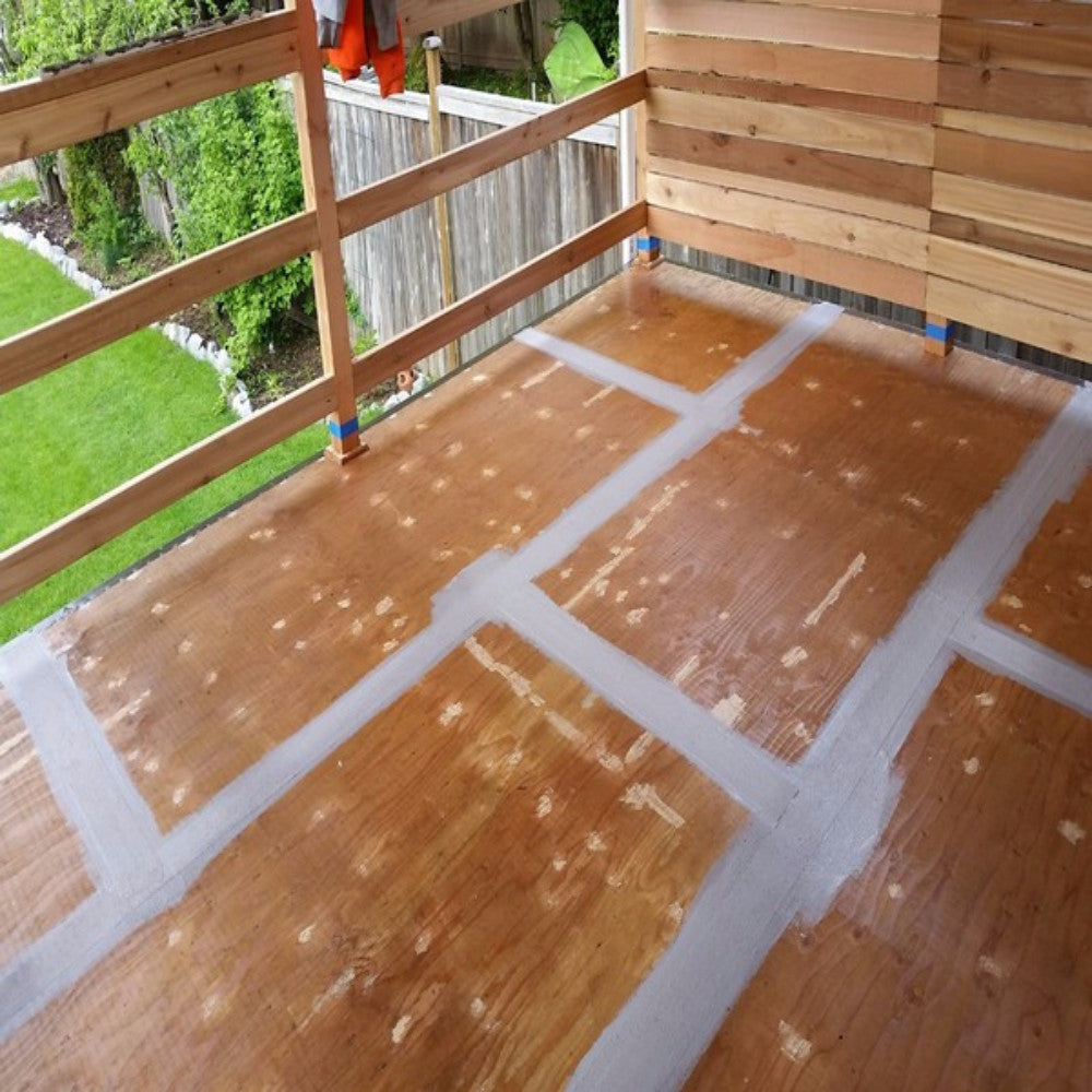 Deck Finishing Products ~ Polyurethane deck coating liquid rubber us online store