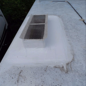 Liquid Rubber RV Roof Coating