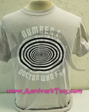 #1 Who Fan - Parody Time Tunnel & Doctor Who Tee - Aardvark Tees - Tees that Please