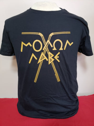 Bendy Straw: MOLON LABE - T-shirts - Aardvark Tees