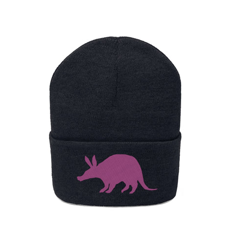 Aardvark Official - Embroidered Beanie - Aardvark Tees
