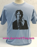 7th Doctor - Fans of The Doctor Handprinted Tee