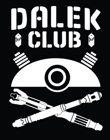 Dalek Club - Really Shameless Tees