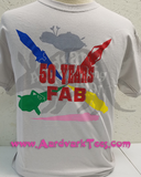 FAB - Thunderbirds Fan Shirt - Supermarionation