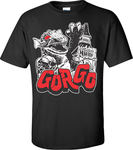 Gorgo Fan Tee - Giant Monster Movie