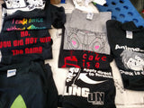 5 Shirts for 25 Youth Tee Aarchive Clearance Grab Box - Aardvark Tees - Tees that Please