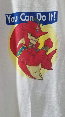 You Can Do It!  Prince Sidon - Breath Of the Wild Fan Shirt