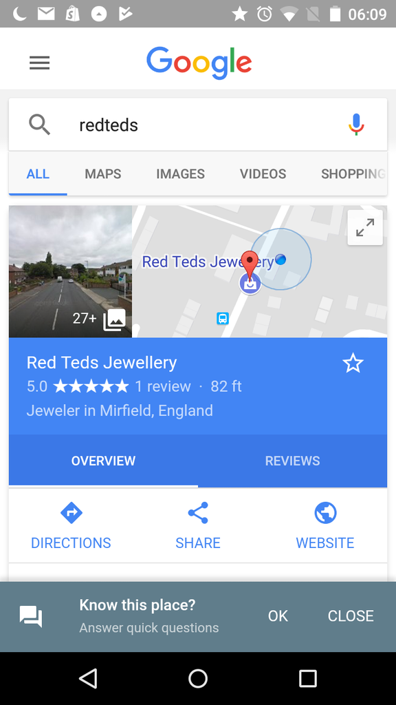 Red Ted's reviews