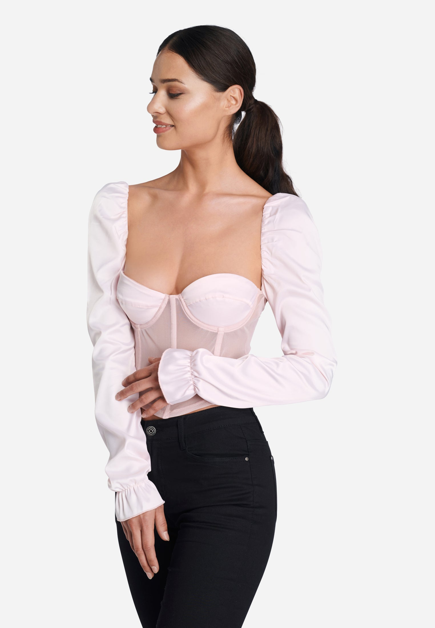 OW INTIMATES SHAE Top Top 014 - Dusty Pink