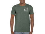 Heather Forest Green - Element T-Shirt