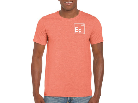 Heather Orange - Element T-Shirt