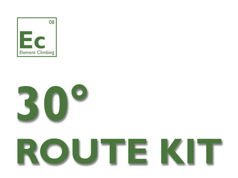 30 Degree Route Kit
