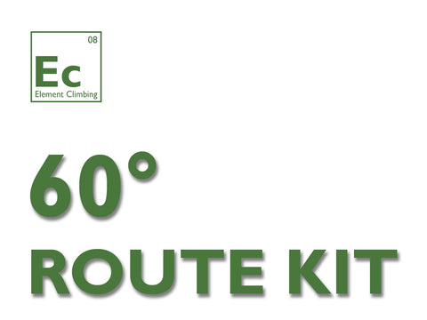 60 Degree Route Kit