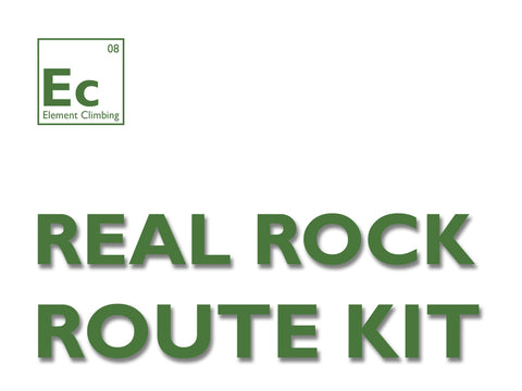 Real Rock Route Kit
