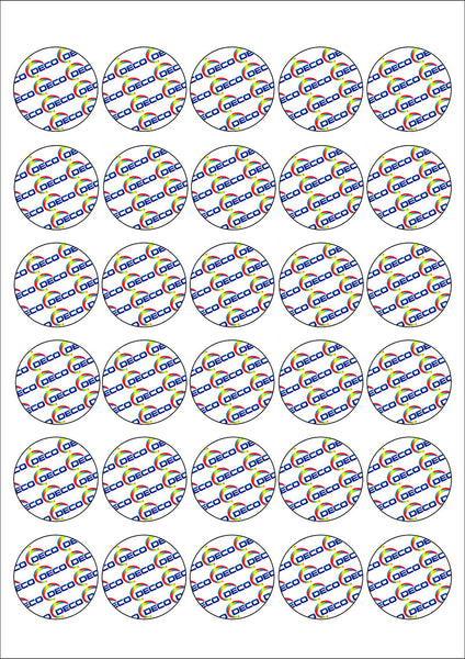 30 Circles (38mm) (24 sheets)