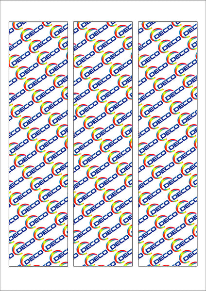 3 Ribbons (24 sheets)