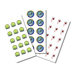 Transfer Sheets (Pack of 100)