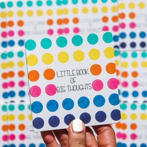 Polka Jotter (Set of 2)