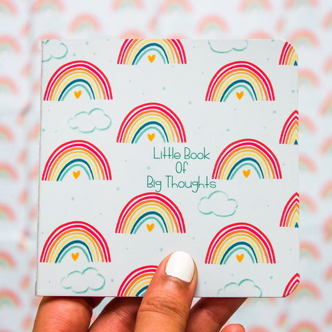 Rainbow OD Jotter (Set of 2)