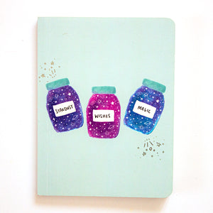 Fairy dust Petite Notebook
