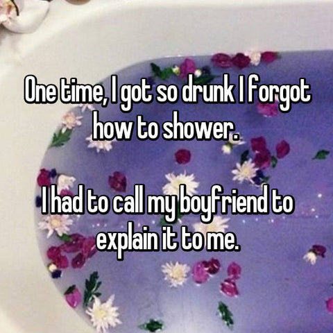 Shower call