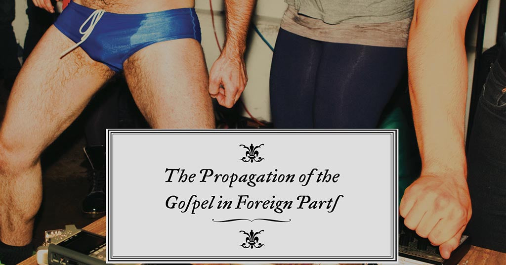 The album: The Propagation of the Gospel in Foreign Parts, click to listen to it for free