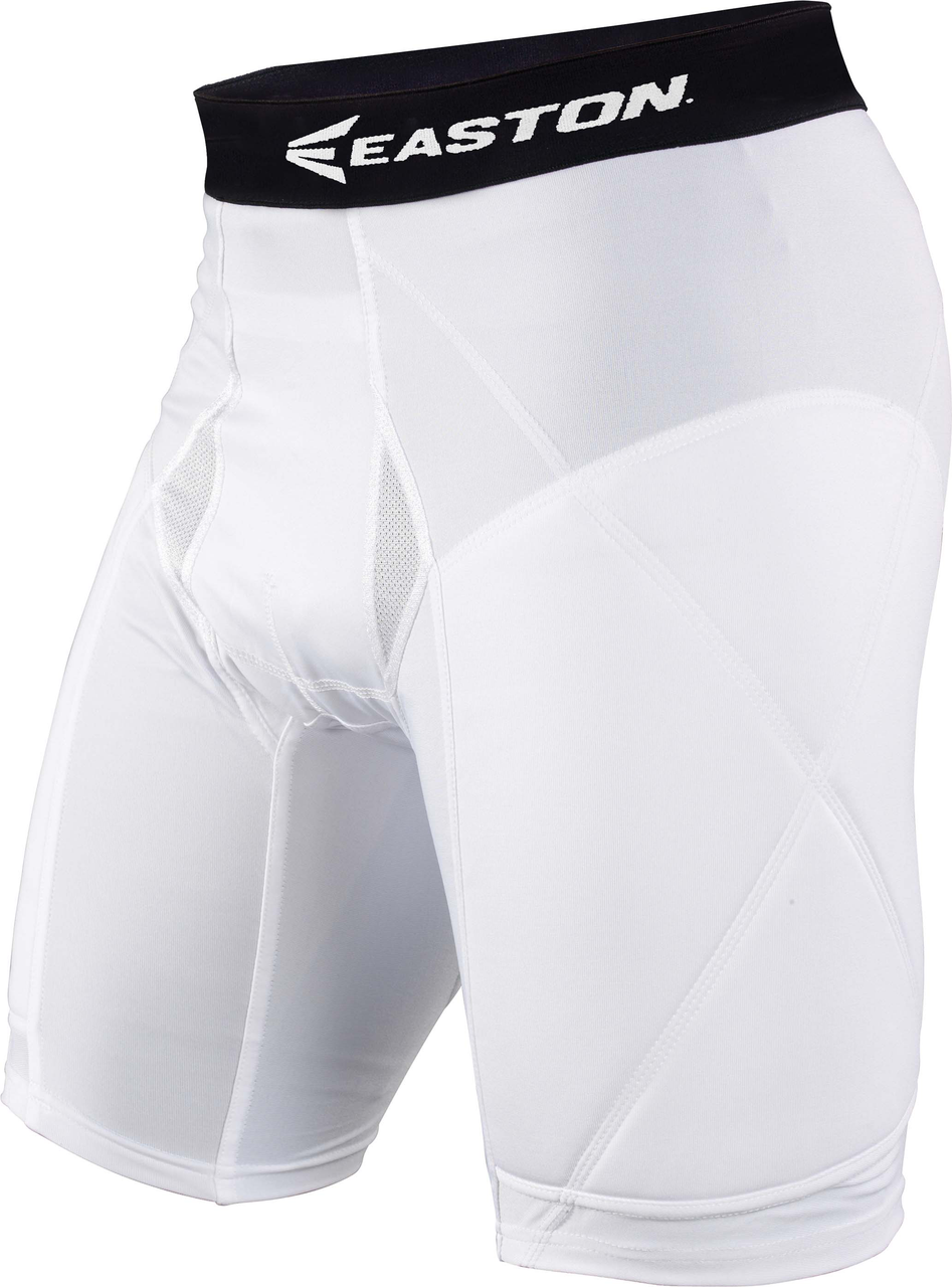 Easton Extra Protective Sliding Short (Black or White)