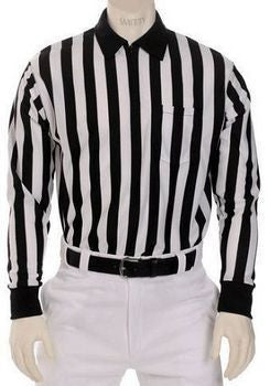 Long Sleeved Football Referee Shirt
