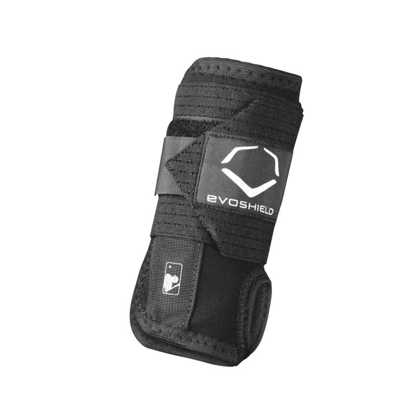 SLIDING WRIST GUARD - RIGHT OR LEFT HAND, BLACK